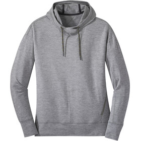 Outdoor Research Chain Reaction Hoody Women light pewter heather